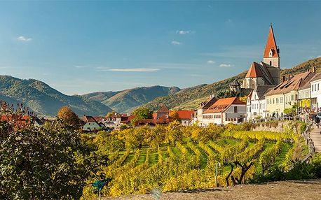 Celodenní zájezd pro 1 do rakouského údolí Wachau