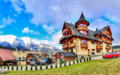 Nejlepší slovenský penzion: Tatry luxusně