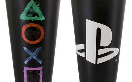 Sklenice PlayStation 400 ml