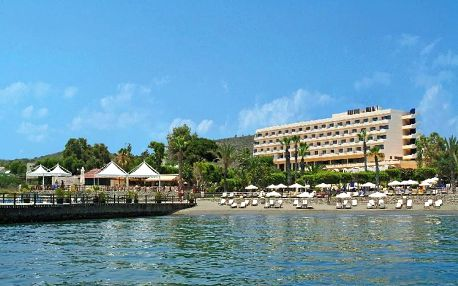 Kypr - Limassol na 6 až 11 dní, all inclusive s dopravou letecky z Prahy