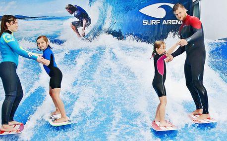 Příměstský tábor v Surf Areně od 6 do 14 let