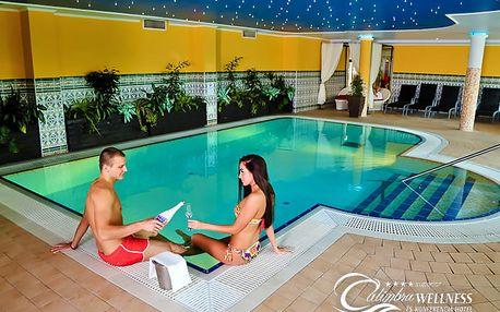 Miskolc-Tapolca v hotelu jen 500 m od unikátních lázní + neomezené wellness, polopenze a dítě do 5,9 zdarma – i přes léto