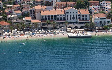 Chorvatsko - Podgora na 8 až 10 dní, plná penze nebo polopenze s dopravou autobusem nebo vlastní