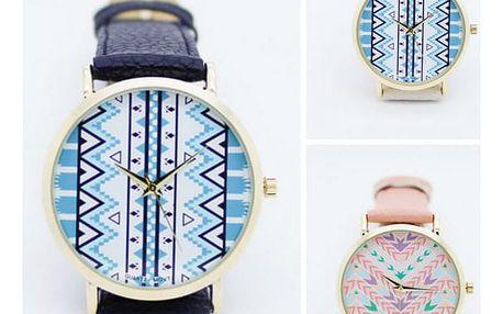 Aztécké hodinky!