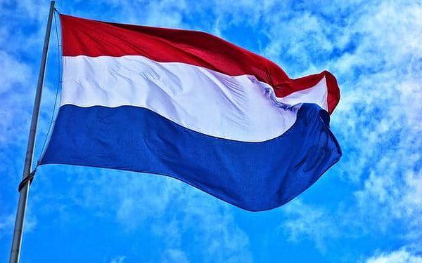 16 hodin Nizozemštiny se slevou - začátečníci: Út od 18:30