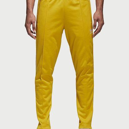 Tepláky adidas Originals Beckenbauer Tp Žlutá