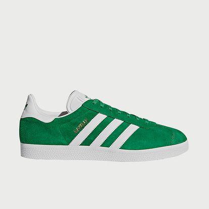 Boty adidas Originals Gazelle Zelená