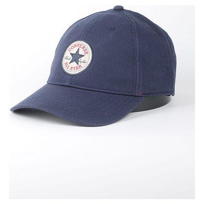 Kšiltovka Converse Core Baseball Cap Modrá