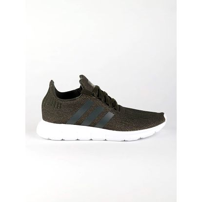 Boty adidas Originals Swift Run W Zelená