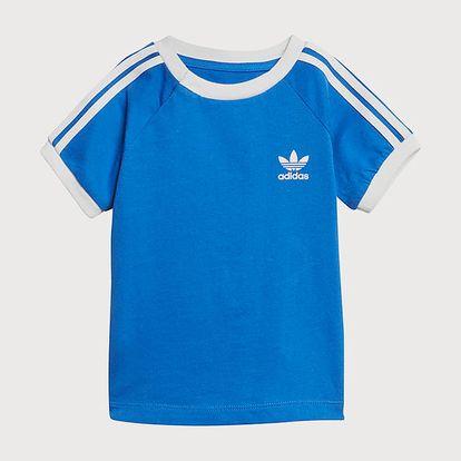 Tričko adidas Originals I Clfrn Tee Modrá
