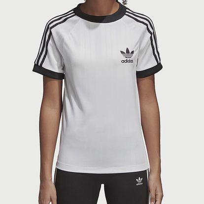 Tričko adidas Originals Sc Tshirt Footb Bílá