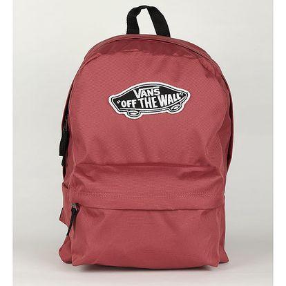 Batoh Vans Wm Realm Backpack Apple Butter Červená
