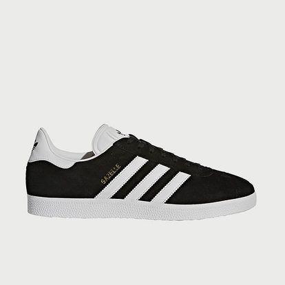 Boty adidas Originals Gazelle Černá