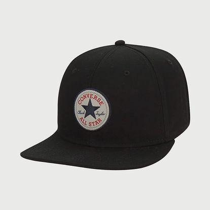 Kšiltovka Converse Core Snapback Černá