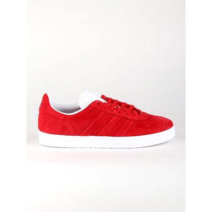 Boty adidas Originals Gazelle Stitch And Turn Červená