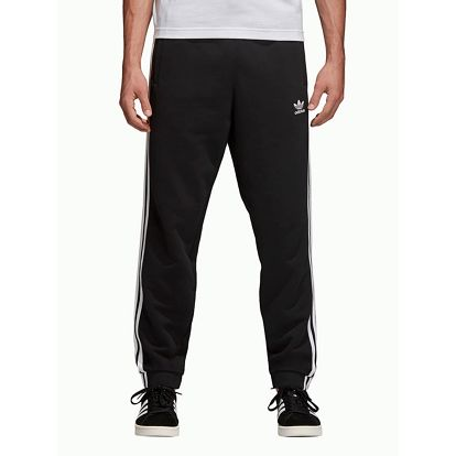 Tepláky adidas Originals 3-Stripes Pants Černá