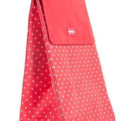 Červená taška na kolečkách Sabichi Jeanie