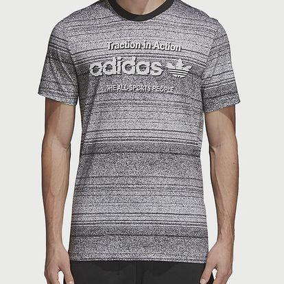 Tričko adidas Originals Traction Aop Barevná