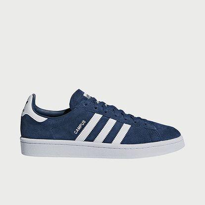 Boty adidas Originals Campus W Modrá