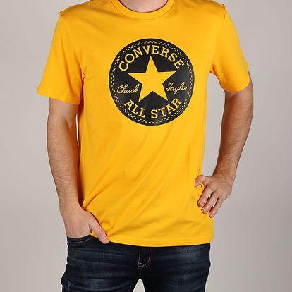 Tričko Converse Chuck Patch Tee Žlutá