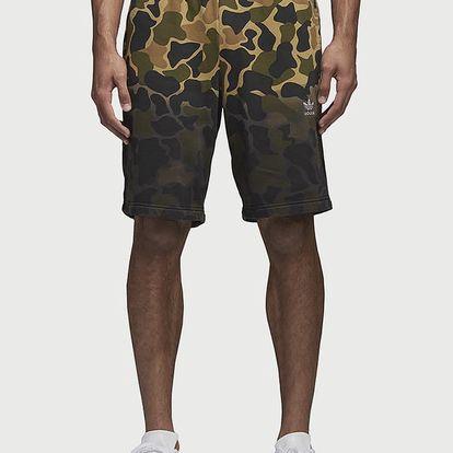 Kraťasy adidas Originals Camo Shorts Barevná