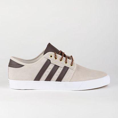 Boty adidas Originals Seeley Hnědá
