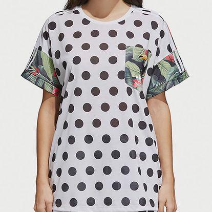Tričko adidas Originals T-Shirt Bílá