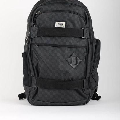 Batoh Vans Mn Transient Iii Sk8 Black/Charcoal Černá