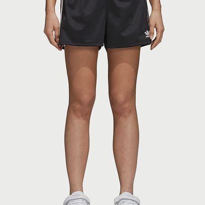Kraťasy adidas Originals 3 Str Short Černá