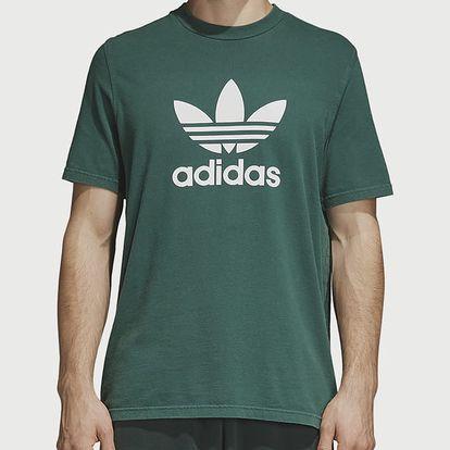 Tričko adidas Originals Trefoil T-Shirt Zelená