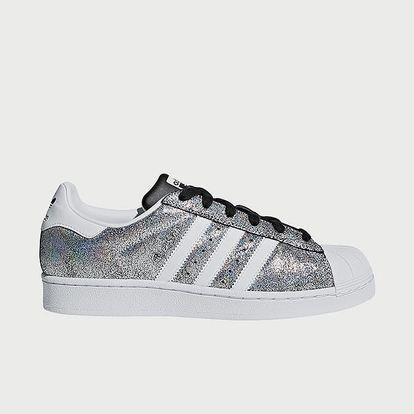 Boty adidas Originals Superstar W Šedá