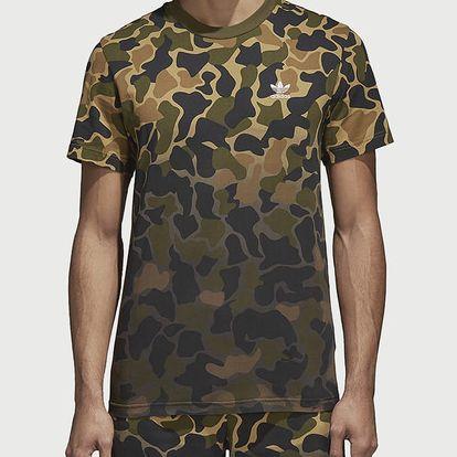 Tričko adidas Originals Camo Tee Barevná
