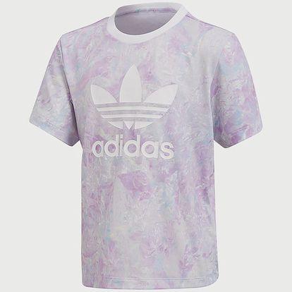 Tričko adidas Originals L Grphc Tee Bílá