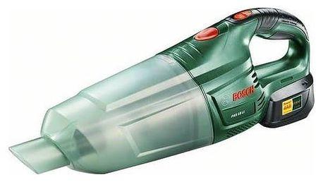 Bosch PAS 18 LI, aku upgrade