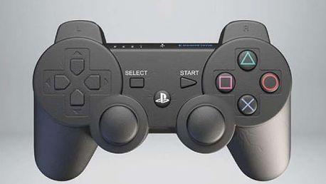 Antistresová imitace ovládání PlayStation