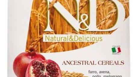 N&D Low Grain DOG Adult Maxi Chicken & Pomegranat 12 kg