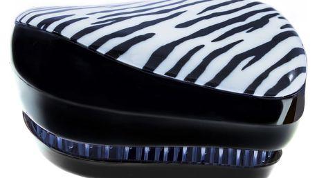 Fashion Icon Designový vlasový kartáč zebra