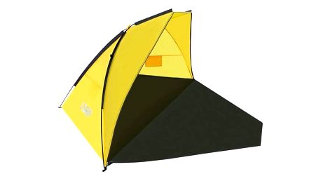 Loap BEACH SHELTER pro 4 osoby žlutý