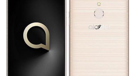 Mobilní telefon ALCATEL 5 zlatý (5086D-2BALE17)