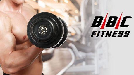 BBC Fitness: časově neomezený jednorázový vstup