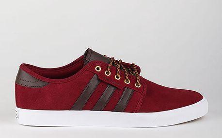 Boty adidas Originals Seeley Červená