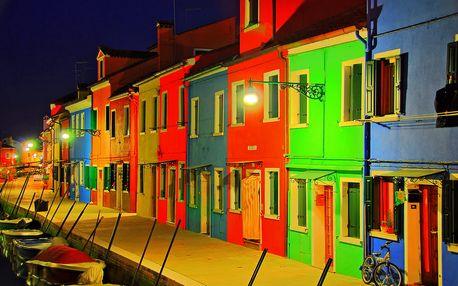 Benátské ostrovy | 4denní poznávací zájezd do Itálie