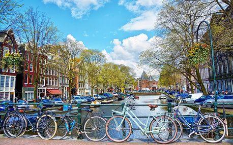 5denní poznávací zájezd do Nizozemska | Den Haag, Rotterdam, Delft, Naarden, Zaanse Schans, Amsterdam