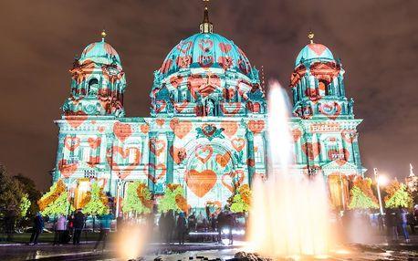 Festival světel v Berlíně | 2denní poznávací zájezd do Německa