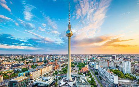 Metropolitní Berlín a barokní Drážďany | 2denní poznávací zájezd do Německa