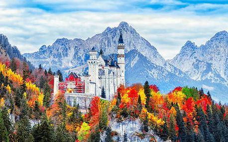 Pohádkové zámky Bavorska | 2denní poznávací zájezd do Německa