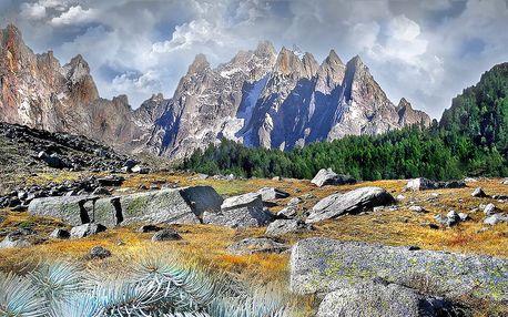 Krásy francouzských a švýcarských Alp | 5denní poznávací zájezd do Švýcarska