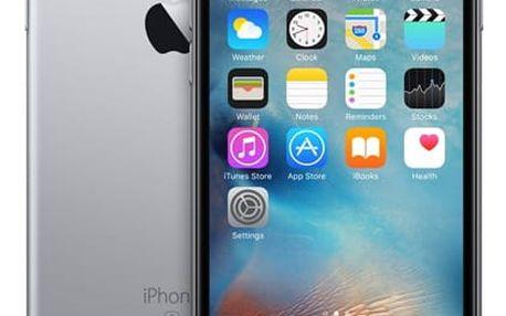 Mobilní telefon Apple iPhone 6s 128GB - Space Gray (MKQT2CN/A)