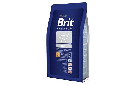 Brit Premium Dog Light 3 kg