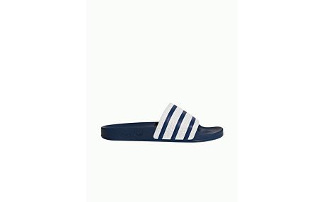 Pantofle adidas Originals Adilette Modrá